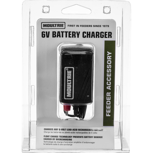 Moultrie 6-Volt Battery Charger