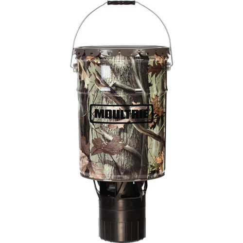 Moultrie Directional Hanging Deer Feeder (6.5 Gallons)