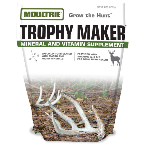 Moultrie Trophy Maker Deer Mineral Lick with Vitamins