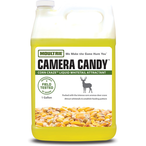 Moultrie Camera Candy Corn Craze Liquid Whitetail Attractant