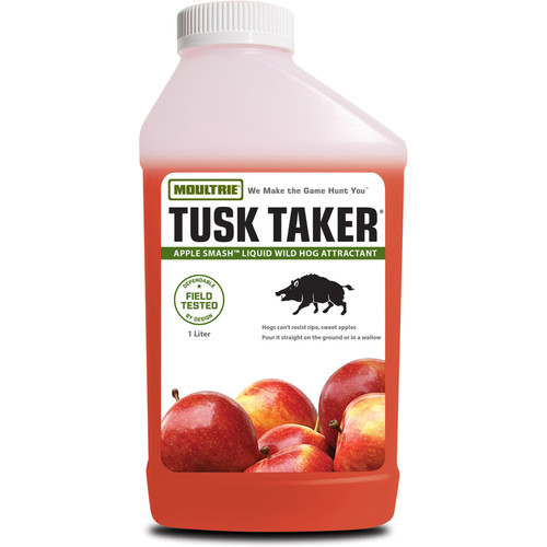 Moultrie Tusk Taker Apple Smash