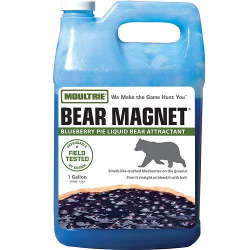 Moultrie Bear Magnet Blueberry Pie Liquid Bear Attractant (1 Gallon)