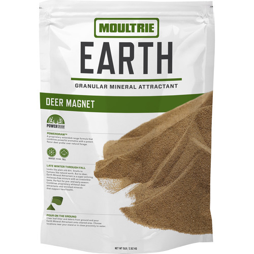 Moultrie Deer Magnet Earth Attractant (6 lb)