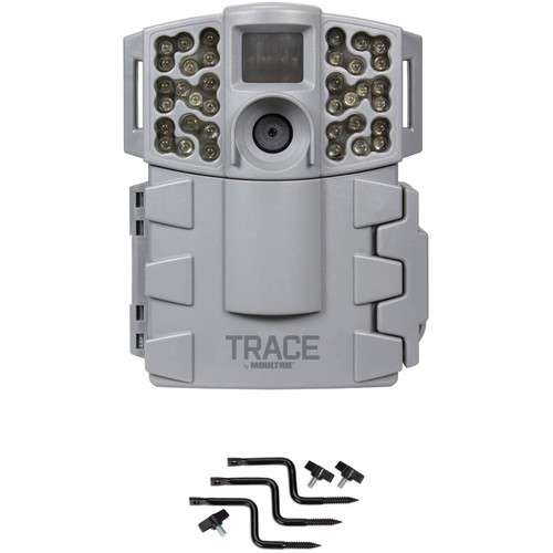 Moultrie TRACE Premise Pro Digital Surveillance Camera & EZ Tree Mount Kit