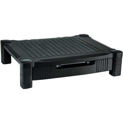 Mount-It! MI-7221 Adjustable Riser and Drawer Desk Stand