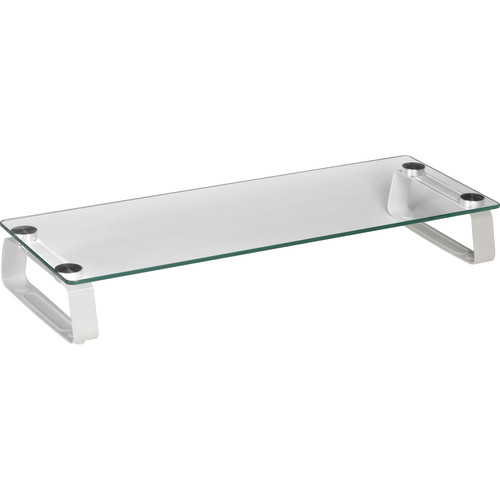 Mount-It! MI-7262 Modern Glass Computer Monitor Stand