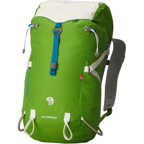 Mountain Hardwear Scrambler 30 OutDry Backpack (Cyber Green)