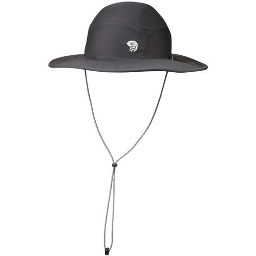 Mountain Hardwear Men's Chiller Wide-Brim Hat II (Shark, Large)