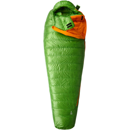 Mountain Hardwear Phantom Flame 15°F Down Sleeping Bag (Regular)