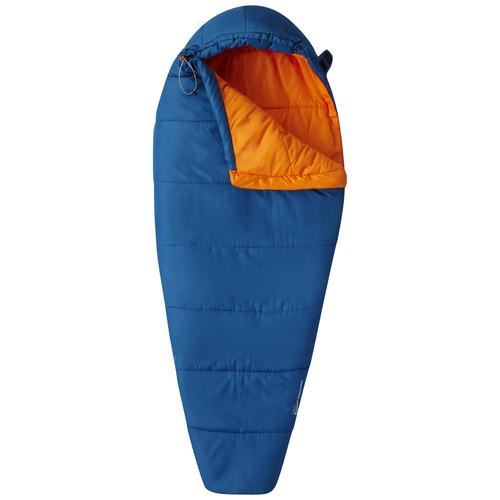 Mountain Hardwear Bozeman Adjustable Youth Sleeping Bag (Deep Lagoon)