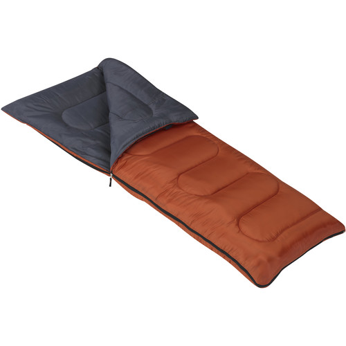 Mountain Trails Sycamore 30° Sleeping Bag (Orange)