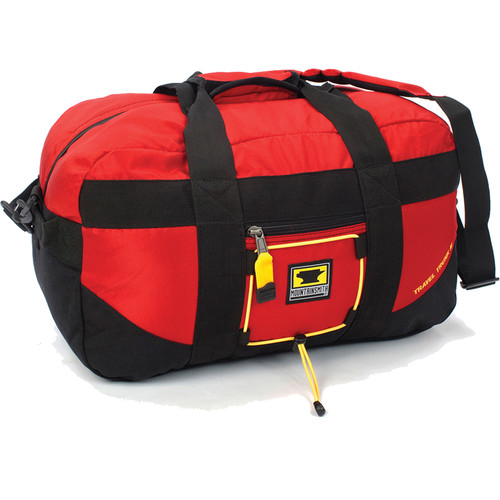 Mountainsmith Travel Trunk Duffel Bag (Medium, Red)