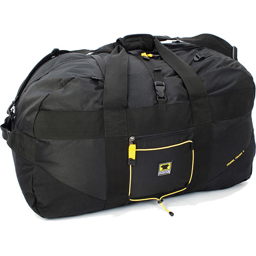 Mountainsmith Travel Trunk Duffel Bag (Large, Black)