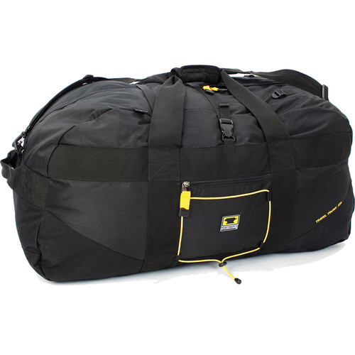 Mountainsmith Travel Trunk Duffel Bag (XX-Large, Black)