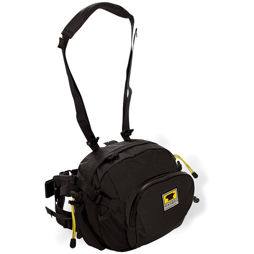 Mountainsmith Swift TLS Lumbar Bag (Heritage Black)