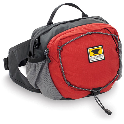 Mountainsmith Kinetic TLS Lumbar Bag (Salsa Red)