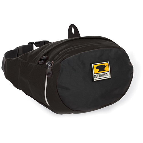 Mountainsmith Nitro TLS Lumbar Pack (Heritage Black)