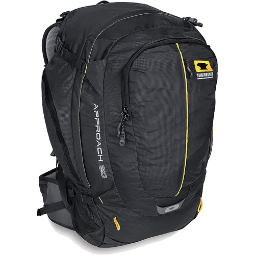 Mountainsmith Approach 50 Backpack (Heritage Black)
