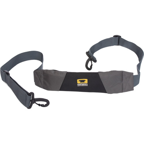 Mountainsmith Haulin' Padded Shoulder Strap (Charcoal Gray)