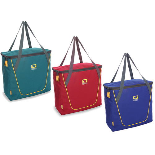 Mountainsmith Basic Cube 3-Tote Bag B&H Kit (Heritage Cobalt, Teal and Red)