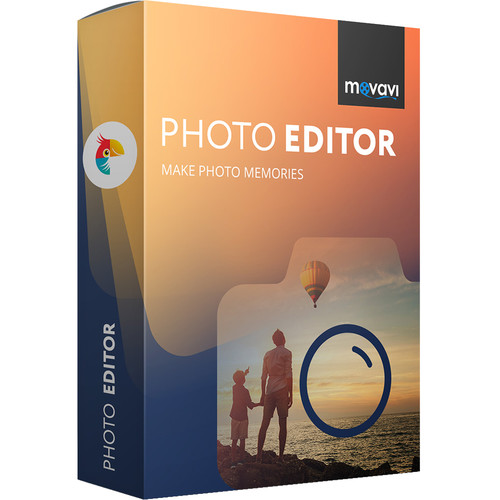 Movavi Photo Editor 6 for Mac (Download, Business Edition)