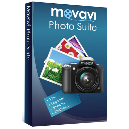 Movavi Photo Suite Personal Edition (Download, Windows)