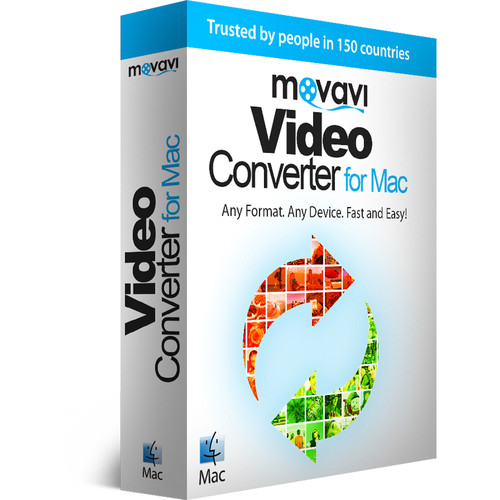 Movavi Video Converter 6 (Mac Business Edition Download)