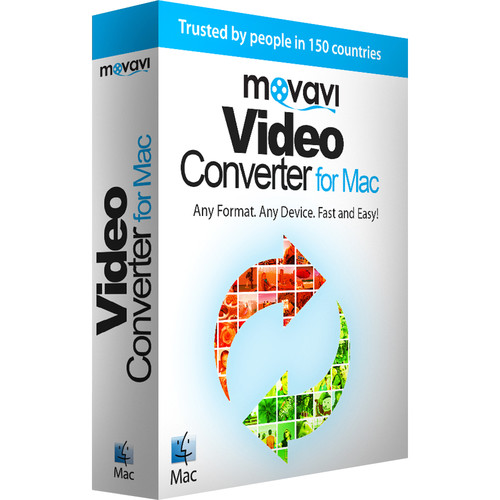 Movavi Video Converter 7 for Mac (Business Edition, Download)