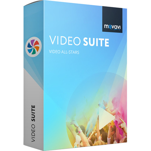 Movavi Video Suite 18 Business Edition