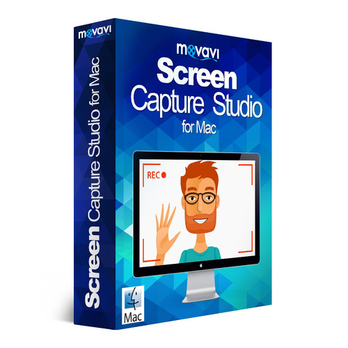 Movavi Screen Capture Studio for Mac 4 (Business Edition, Download)