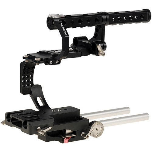 Movcam Universal LWS and Cage Kit for Sony FS700 Camera