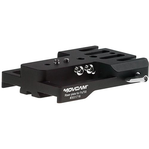 Movcam Riser Plate for Sony FS700