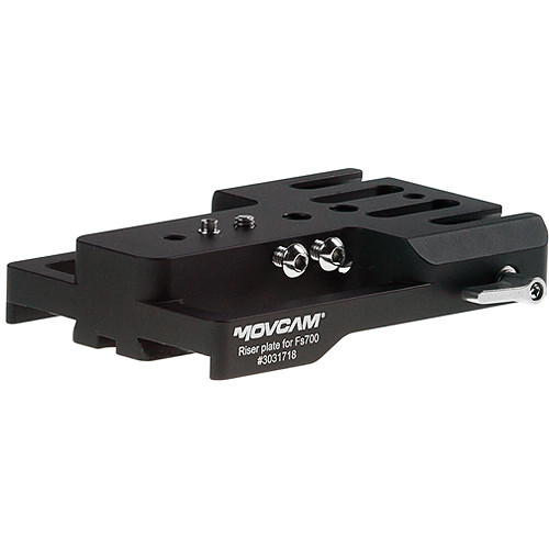 Movcam Riser Plate for Sony FS700