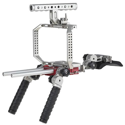 Movcam Camera Cage & Shoulder Support Kit 1 for Blackmagic Cinema Camera