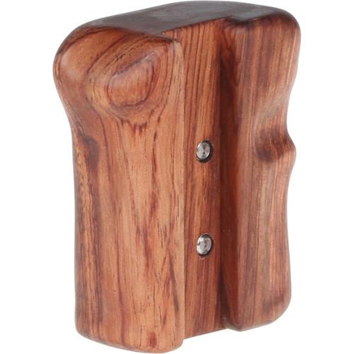 Movcam Wood Handgrip (Left Side)