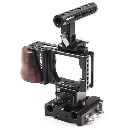 Movcam Cage Kit for Blackmagic Pocket Cinema Camera