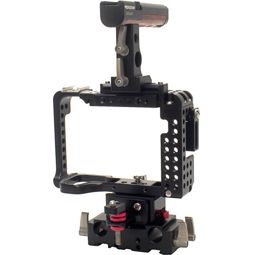 Movcam Twist Cage Kit plus Access for Sony a7 II / a7R II / a7S II