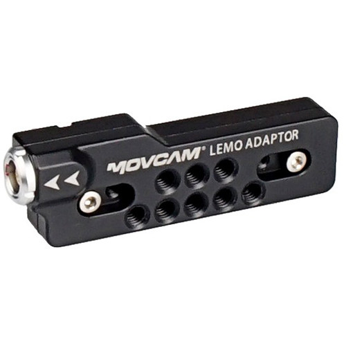 Movcam DSMC2 LEMO Adapter for RED WEAPON, EPIC-W, SCARLET-W, and RAVEN