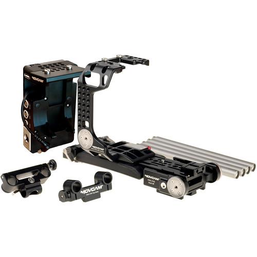 Movcam FS7 Base Kit (Gold Mount)