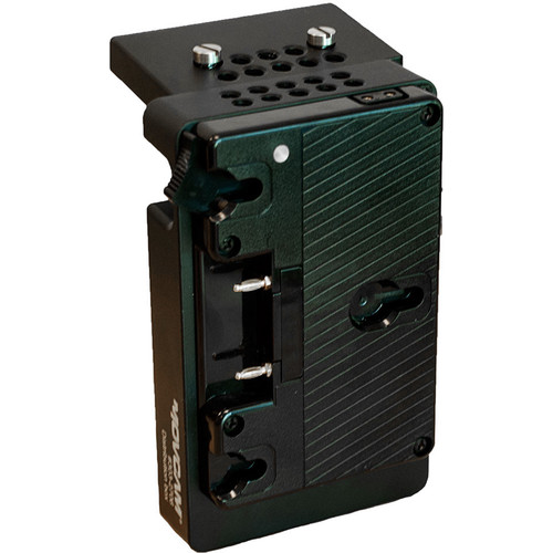 Movcam Gold Mount Battery Distributor Box for Sony FS7 Camera