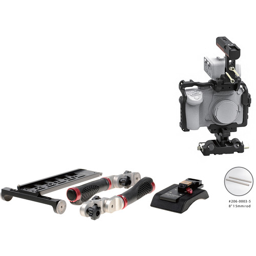 Movcam Cage and Universal Shoulder Kit for Panasonic GH5