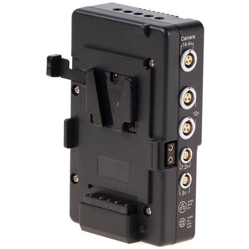 Movcam V-Mount Battery Distribution Box