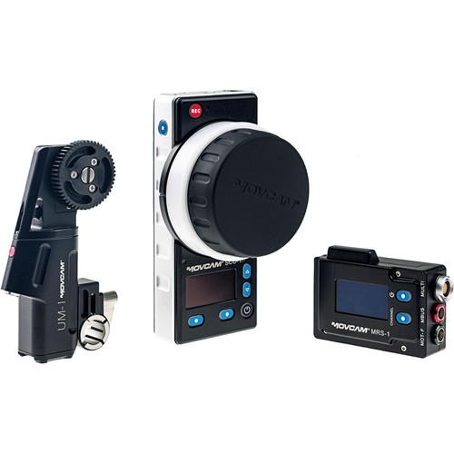 Movcam Single-Axis Wireless Lens Control System