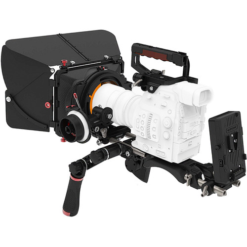 Movcam Canon C300 MKII Broadcast LWS Kit