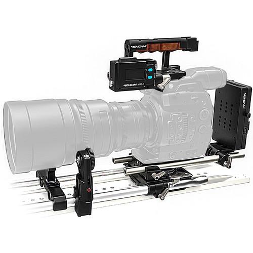 Movcam Canon C300 MKII Cine Kit