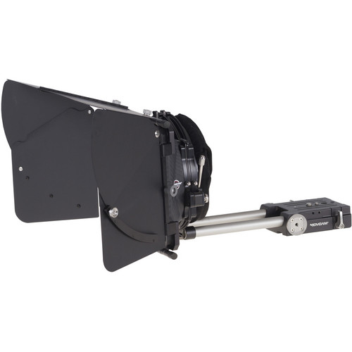Movcam MM102 Clamp-On Matte Box Kit 1 for Sony PMW-F5/-F55 4K Camcorders