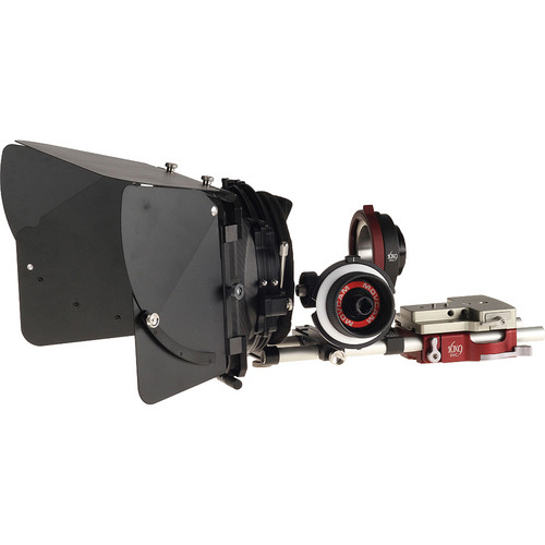 Movcam MM102 SONY FS700 Mattebox Kit 2 with Follow Focus and PL Mount