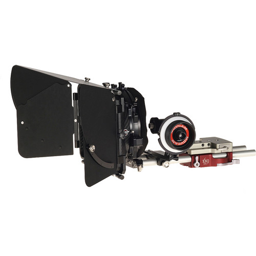Movcam MM1 Sony FS700 Mattebox Kit 2 with Follow Focus