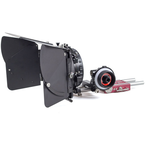 Movcam MM1 Canon C500/C300 Mattebox Kit 2 with Follow Focus