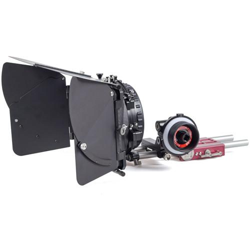 Movcam MM1 Canon C500/C300 Mattebox Kit 2 with Follow Focus